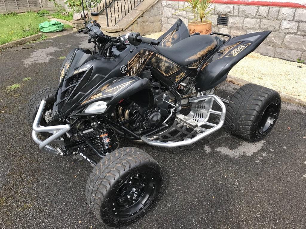 Super Quad  Yamaha R1 Raptor quadbike conversions - HOME